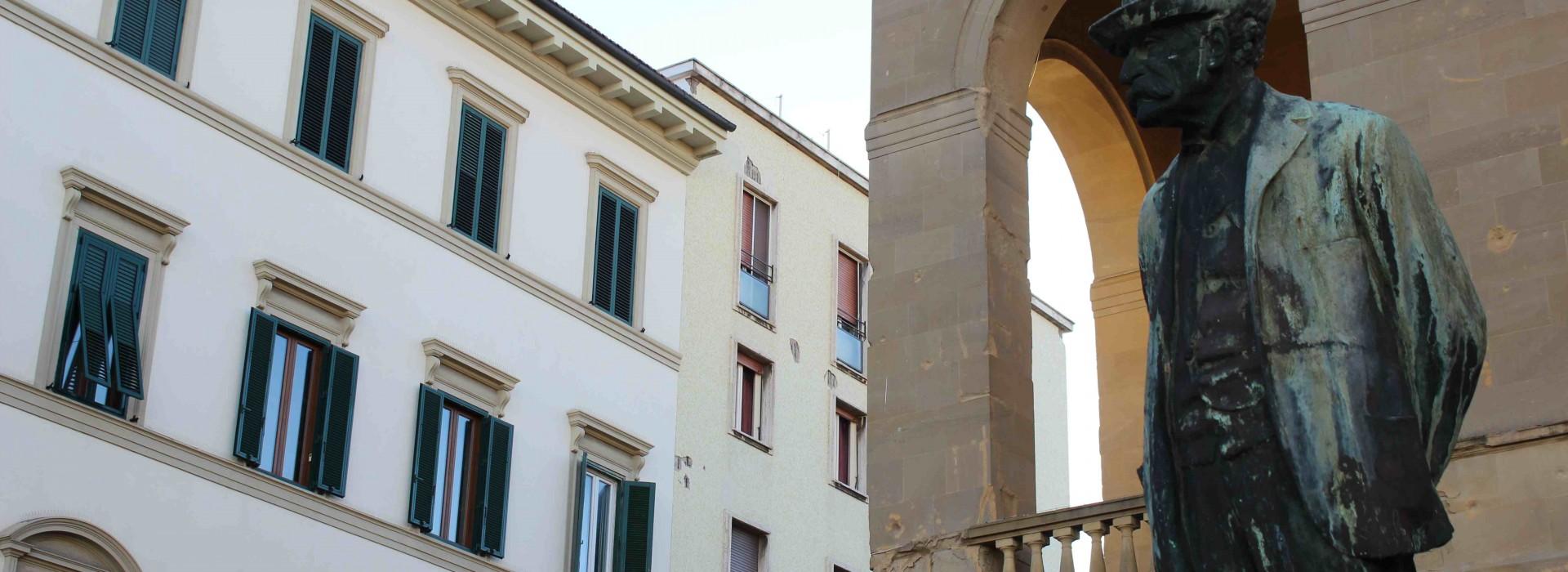 Gemignani - monumento Fattori Livorno