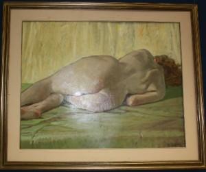donna che dorme chini