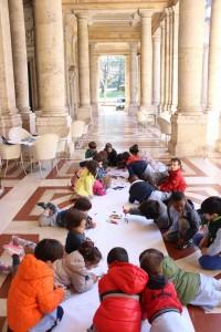 Laboratori didattici anno 2014-2015 Terme Tettuccio - Scuola infanzia