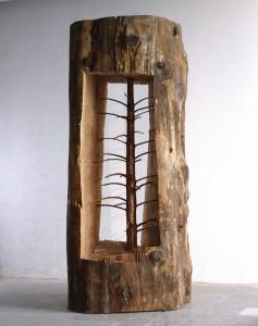 Albero porta, 1993, cod. 201.