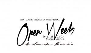 Logo Open week